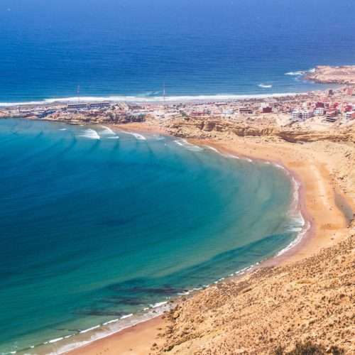 morocco surfspot