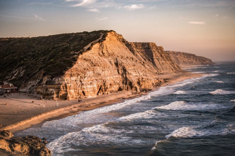 Portugal surfspot